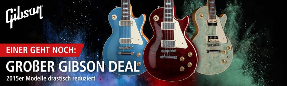 MUSIC STORE Gibson-Deal