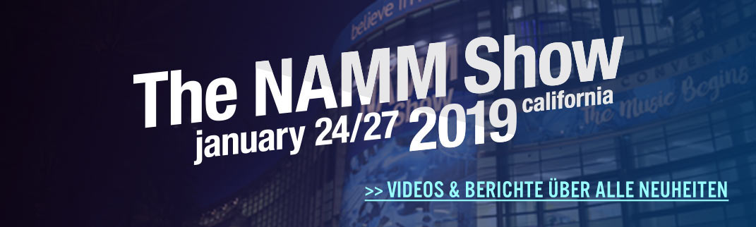 MUSIC STORE The NAMM Show 2019